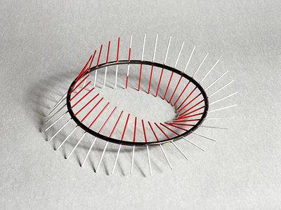Einseitige Regelfläche (Möbiusband)
