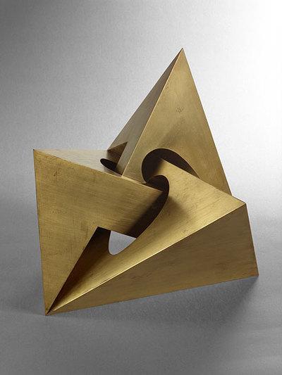 Minimales polyedrisches Modell der Boyschen Fläche (Version 3)