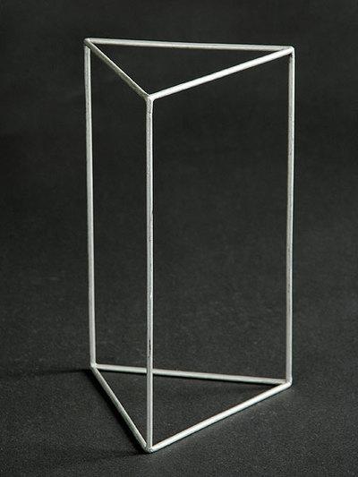 Dreiecksprisma (Kantenmodell)