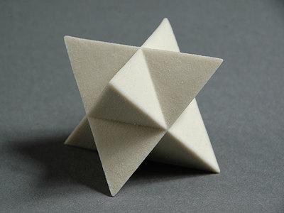 Sterntetraeder (Stella octangula, Keplerstern)