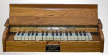 Elektrisch piano-klavier