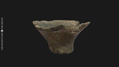 Small tronconic beaker