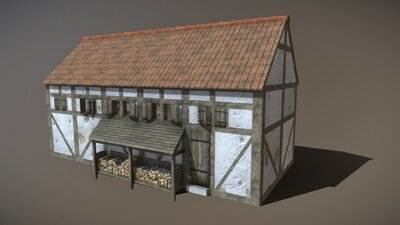 Rural brewery - 17th century