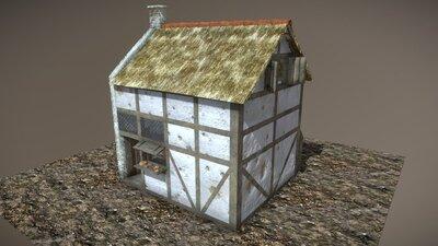 Rural bakery - 17th century