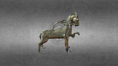 Horse Aquamanile, CG 073
