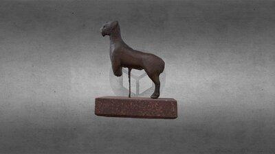 Figure of an Animal, MG 012