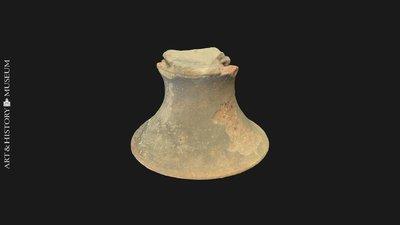 Foot of vase, Pied de vase, Voet van een vaas
