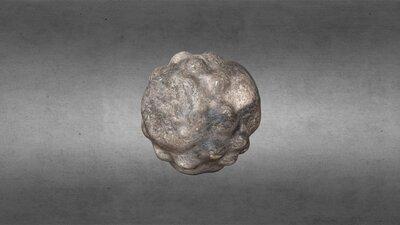 Carved stone ball, HCA 207