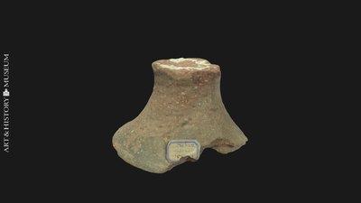 Foot of a vase, Pied de vase, Voet van een vaas