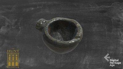 Stone lamp, HCA 467