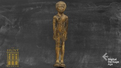 Female figurine, JB 004