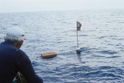 Fonds Henri-Paul Brémondy : Objets pour la pêche - Photographie en lien avec le corpus sonore La pêche traditionnelle varoise dans les années 1970