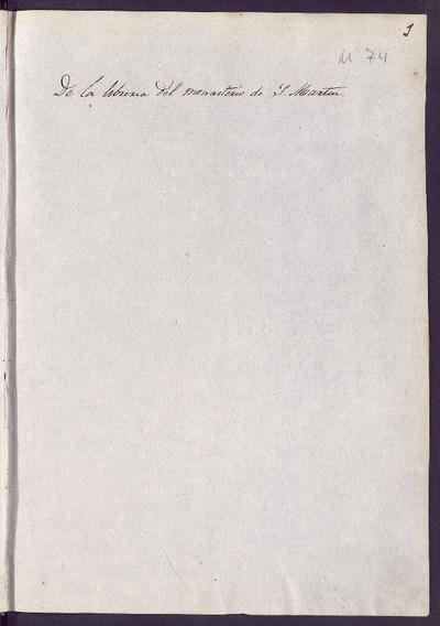 Declarante sobre los judíos [Manuscrito]