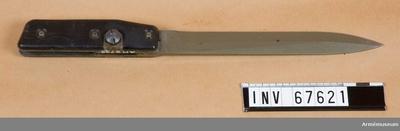 Knivbajonett m/1960 II
