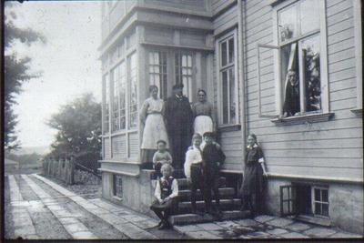 Kv. Heimdal Eriksg. 9. Elghs hus (