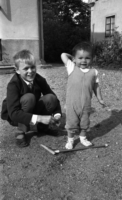 Räddade 2 åring, 5 augusti 1965