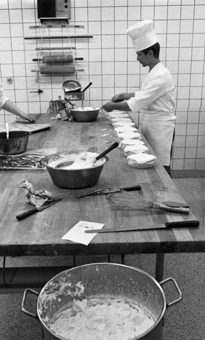 Bagarna har det svårt i Värmen 17 juli 1967