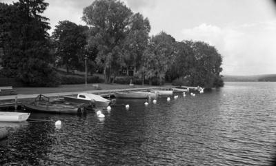 Semester - Nora, 12 juli 1967  Norasjön