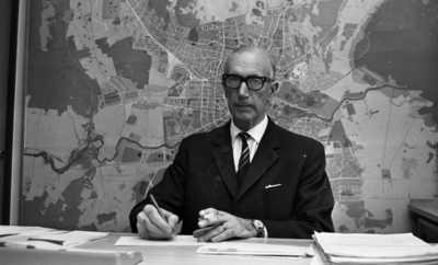 Erik Wannfors - arkitekt (Bygg), 16 november 1966