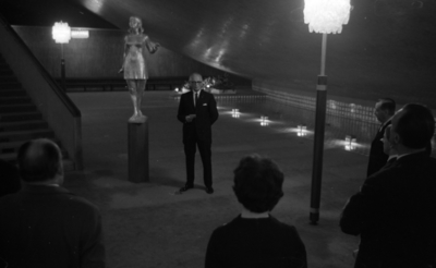 Hjalmar Bergman staty 6 maj 1967