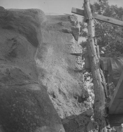 Riseberga klosterruin. 14 juli 1942.