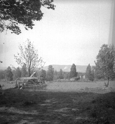 Gillershöjden, redskap. 27 maj 1947