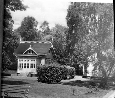 Mössebergsparken.