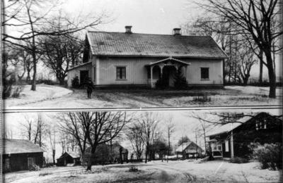 Gården Karlsborg, Karleby.