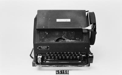 Telegrafapparat