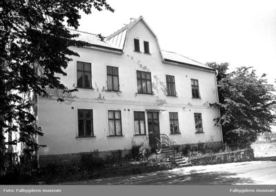 Gamla stan 1:6 SÖ. Huset rivet 1986.