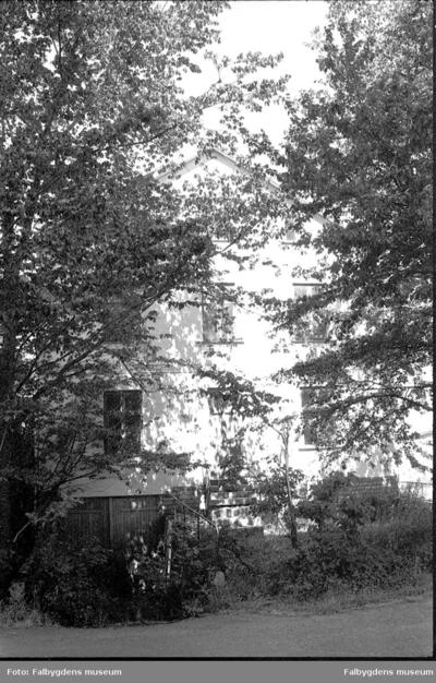 Gamla stan 1:6. Huset rivet 1986.