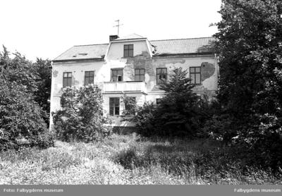 Gamla stan 1:6 V. Huset rivet 1986.
