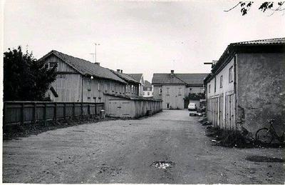 Settergrens bakgård.