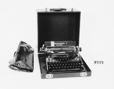Skrivmaskin, mekanisk