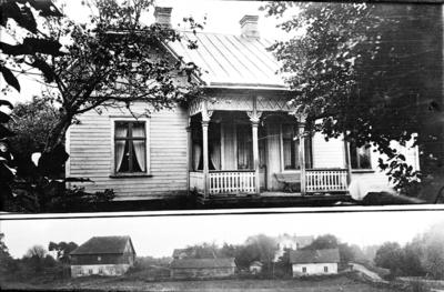Caspers bostadshus. Mejeri där Emil bodde.