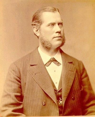 Johan Janzon, handlare.