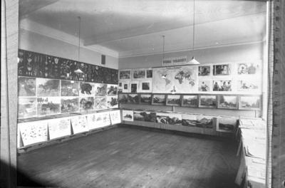 Frans Svanström & Co., Stockholm: Skolmuseets utställning i Falköping 14/7 1916.