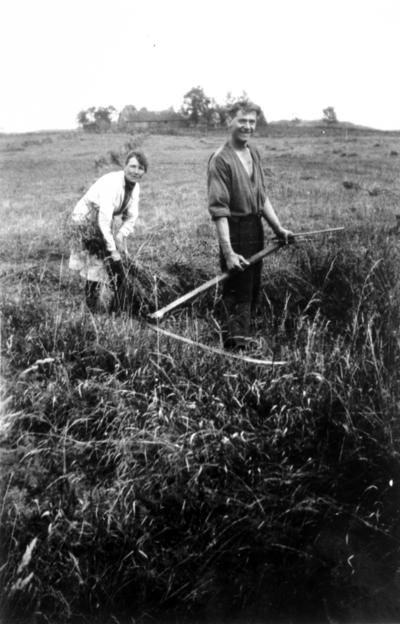 Hanna och Håkan, Skattegården.