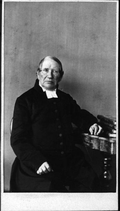Nils Henric Ullström f. 1787 d.1870 Komminister, Axberg-Hovsta.