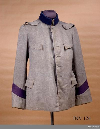 Vapenrock m/1910