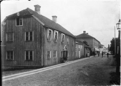 S A Andrées födelsehus.