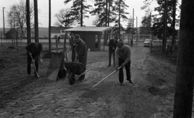 Folkets Park i Garphyttan, 11 maj 1967