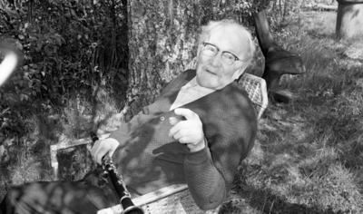 Carl Erik Hartman - vår meste speleman, 23 juni 1967