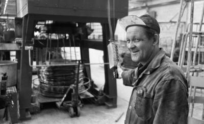 MTM har börjat fungera i Kvarntorp 13 februari 1967