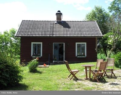 Inventering av kulturmiljöer i Axberg, Ervalla och Ödeby. Område 3. Miljö 40: Nävesta. Dnr: 2010.240.086