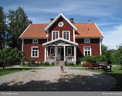 Inventering av kulturmiljöer i Axberg, Ervalla och Ödeby. Område 3. Miljö 56.2: Ölmbrotorp. Dnr: 2010.240.086