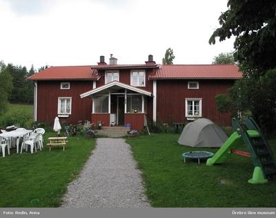 Inventering av kulturmiljöer i Tysslinge, Gräve, Kil och västra Längbro. Område 4. Miljö 33: Sånnaboda. Dnr: 2010.240.086