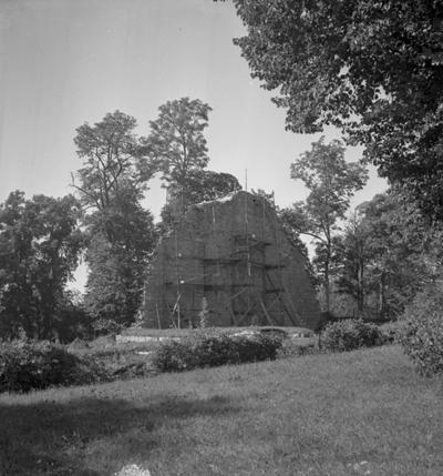 Riseberga klosterruin. 13 september 1942.