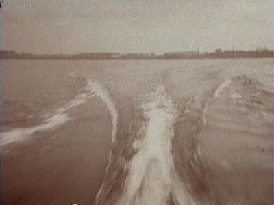 Juli 1922. Hav