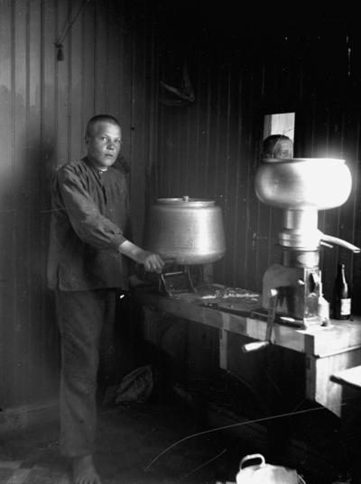 Skolkoloni, 1920-talet. Josef Grankvists plåtar.